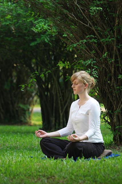瞑想の実践